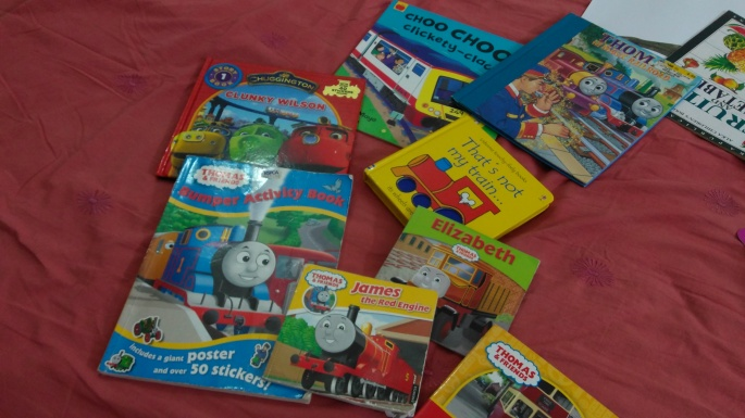 books about trains why not